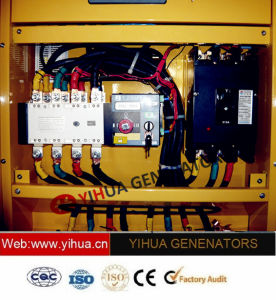 40 KVA-schalldichter Dieselgenerator mit Cummins-Energien-Cer-Zustimmung [IC180302D]