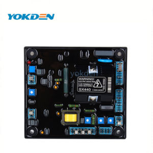 Sx440 generador AVR regulador de voltaje automática estándar