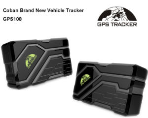 Водонепроницаемый большой батареи устройства отслеживания GPS Car GPS108 с 6,9 лет режим ожидания в спящий режим