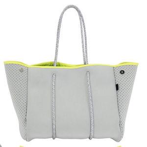 Housse en néoprène souple de respiration populaire sac shopping fourre-tout sac à main (NTB18)