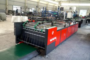 Machine de conditionnement automatique interne SAC SAC de machines d'emballage de la machine à membrane
