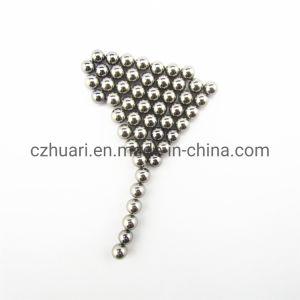 L'AISI 52100 1/2'' 12.7mm roulement à billes en acier chromé G16