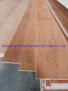 Лист фанеры в коммерческих целях для упаковки с завода, Шаньдун, Китай