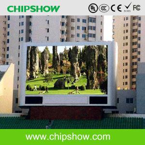 LED Chipshow Outdoor P20 de la publicité La publicité l'écran / affichage LED