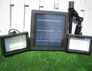 48Индикатор 4W Waterproofgarden прожектора на солнечной энергии с маркировкой CE