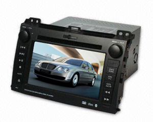 Prado Car DVD (K-D8204TVBN)