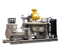 디젤 엔진 발전기 세트 (U 힘 R6113ZLD 150KW)