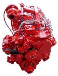 Originele Dieselmotor Cummis voor Generator (CUMMINS 6BT5.9-G1 /6BT5.9-G2)