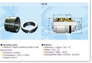 Механическое уплотнение (TS-72)