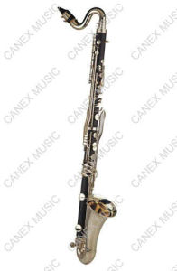 Clarinette basse / Clarinette (CLBC-S) / Clarinette