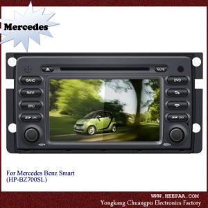 똑똑한 벤즈를 위한 차 DVD (HP-BZ700SL)