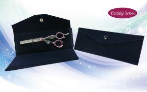 440c 5,5 pouces en acier inoxydable japonais cheveux clairsemés de ciseaux (PLF-TNDD55)