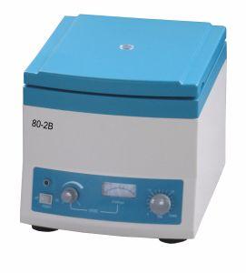 Het medische Tafelblad van het Laboratorium van de Apparatuur Met lage snelheid centrifugeert 80-2b