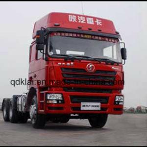 De Vrachtwagen van de Tractor van de Dieselmotor F3000 420HP Weichai van Shacman F2000 6X4