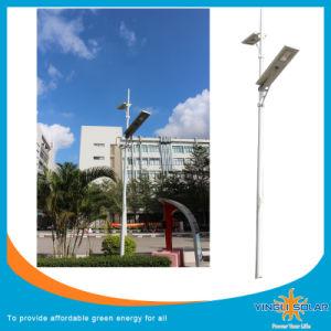 30W все-в-одном/ Встроенный светодиодный индикатор на улице солнечного сада