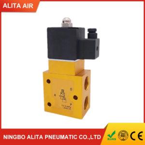 Máquina de moldeo por soplado de alta presión válvula electroválvula neumática