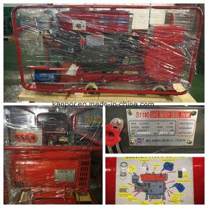 1 Zylinder Quanchai/Changchai 13kw DieselGenset elektrisches Generador