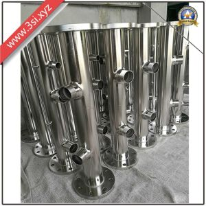 Ss do coletor de descarga da bomba de água Triplex (YZF-E224)