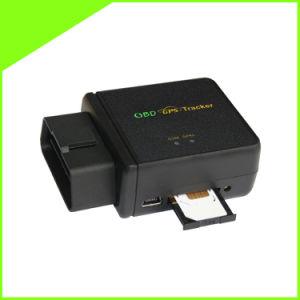 3G OBD2 Rastreador GPS do cartão SIM com a função diagnóstico Cctr-830G