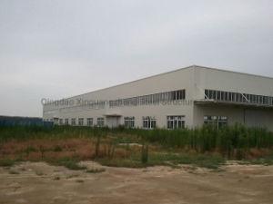 Châssis en acier préfabriqués Turn-Key Structural Steel entrepôt (pH-79)
