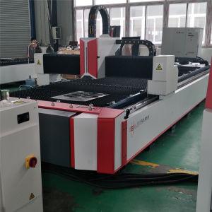 金属の切断のための単一表1500Wのファイバーレーザー機械