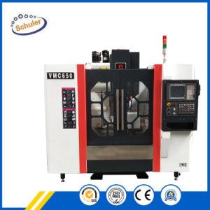 Vmc650 качество Precision обрабатывающий центр с ЧПУ вертикальный фрезерный станок с ЧПУ