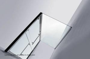 Алюминиевых рамах висящих обойти сдвижной душ корпус системы