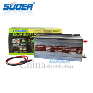 교류 전원 변환장치 3000W (STA-3000B)에 Suoer 24V 220V DC