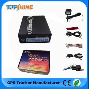 Масло похищенных автомобилей погрузчика сигнализации GSM GPS Tracker для управления парком ПК