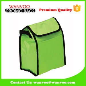 Commerce de gros isolation durable de la chaleur & sac à lunch froid avec fermeture éclair