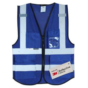 992f6ddba5a Chaleco reflectante ropa de seguridad con cinta reflectante 3M ...