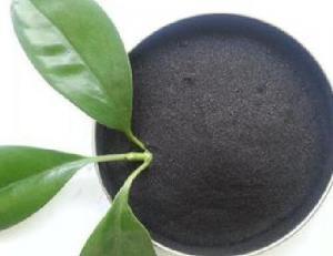 Organische Meststof van het Poeder van Humate van het Kalium van de meststof de Super in Landbouw