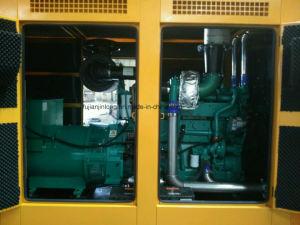 60Hz 750kVA Cummins groupes électrogènes diesel silencieux