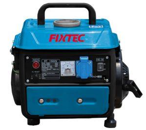 Chinês Fixtec 800W Gerador Gasolina Portátil