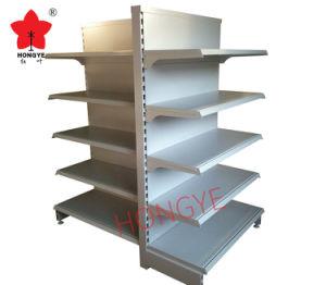 Rayonnage de supermarchés et épiceries Racks de rayonnages métalliques (HY-116)