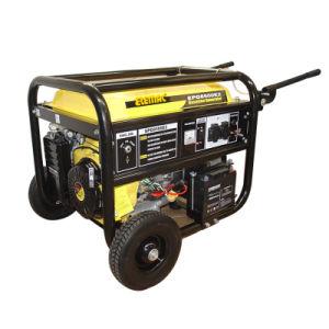 6KW CE Line gerador a gasolina com arranque eléctrico