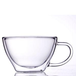 Bb39695 2019 Nouvelle conception personnalisée en usine en Chine Le verre tasse de thé