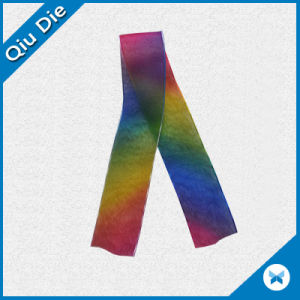 Diferentes colores de Cinta de tejido utilizado para la ropa/Caja de regalo