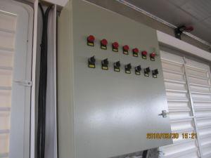 Comitato dell'interruttore di GF-500SL per il ventilatore nell'azienda avicola ed in serra