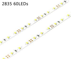 60LED SMD2835/M CRI>Lámina Flexible de luz LED de 95