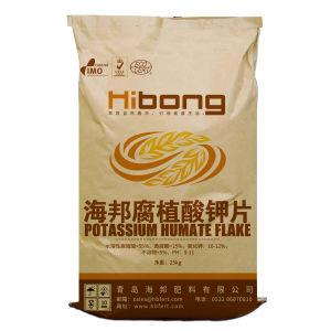 De Energie van Humate van Hibong, het Poeder van Humate van het Kalium