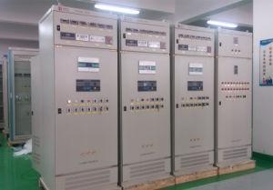 Panneau de commande du générateur de tension basse