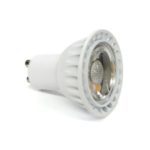 Casting Aluminum 3With4With5With6With7W COB MR16 GU10 LED Spotlight UL ETL Energy Star SAA Rated Dimmable Nxp/Ti/St IS sterben
