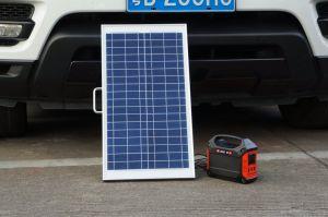 100 Вт 155WH солнечной Powerstation портативный генератор солнечной энергии с 30W СОЛНЕЧНАЯ ПАНЕЛЬ
