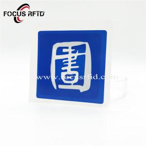 La RFID papel adhesivo para la gestión del libro