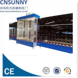 낮은 E 수직 평면 유리 씻기 및 기계를 정리하는 건조용 기계 /Glass