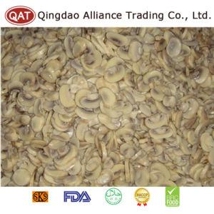 Fungo affettato fresco inscatolato del fungo prataiolo