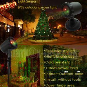 Открытый красный зеленый лазер ночь звезды света