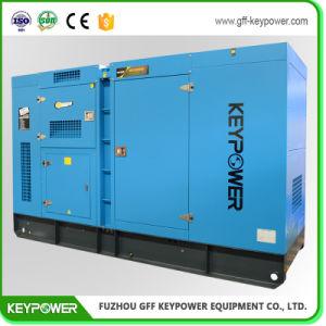 Шесть цилиндров 115 ква Основная мощность Silent тип генератора дизельного двигателя