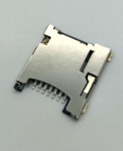 Mikro-Höhen-Verbinder des TF-Kartenstecker-1.4mm